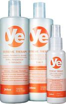 Kit Yellow Ye Extreme Therapy Restoration (3 Produtos) - Yellow alfaparf