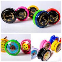 Kit Yoyo Profissional York Master Gold + Yo-yo de Rolamento + ioio York Tradicional -