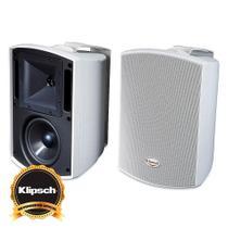 Klipsch Aw525 8 Ohms Caixa Acústica Ambiente Externo (par) -