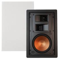 Klipsch R-5650-S II - Par de caixas acústicas de embutir Surround Branco -