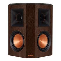 "Klipsch Reference Premiere RP-502S Caixa Acústica Surround 2 Woofers 5,25"" (UN) Walnut -"