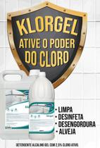 Klorgel Detergente Alcalino Clorado 2 Kilos - Higidet