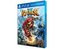 Knack 2 para PS4 - SIE Japan Studio