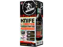 Knife L-Carnitine Concentrated 100ml - Tangerina - Midway -