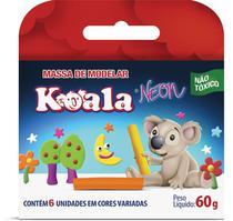 Koala C/ 06 Cores Neon - Delta
