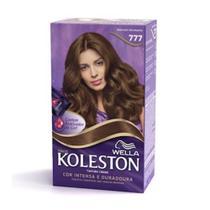 Koleston Coloração Kit 777 Marrom Harmonia -