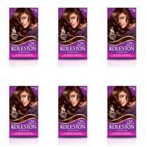 Koleston Tinta 50 Castanho Claro (Kit C/06) -