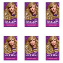 Koleston Tinta 81 Louro Cinza Claro (Kit C/06) -