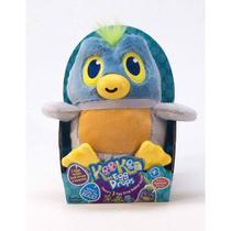 Kookoo Bota Ovo Surpresa Surpresa  Azul E Cinza 4730 - Dtc -