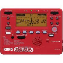 Korg Beat Boy Módulo De Bateria Gravador E Afinador -