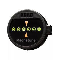 Korg Magnetune Mg-1 Afinador Magnético P/ Guitarra E Violão -