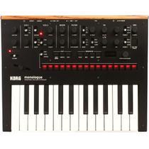 Korg monologue bk teclado sintetizador analógico monofônico -