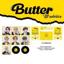 Kpop  Kit adesivos BTS Butter - Sweet Panda
