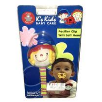 KS KIDS-PRENDEDOR DE CHUPETA Julia BRASBABY K16207 - K's kids