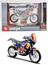 KTM 450 Rally (Paris Dakar Rally) - Red Bull KTM Factory Racing - 1/18 - Bburago
