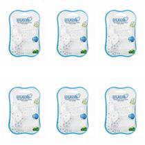 Kuka Massageador Escova Dental C/ Protetor  (Kit C/06) -