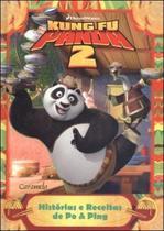 Kung Fu Panda 2 - Historias e Receitas de Po e - Caramelo -