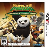 Kung Fu Panda: Showdown Of Legendary Legends - 3Ds - Nintendo