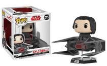 Kylo Ren with TIE Fighter 215 - Star Wars - Funko Pop! -