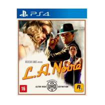 L.A. Noire - Ps4 - Sony