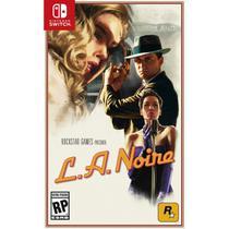 L.A. Noire - Switch - Nintendo