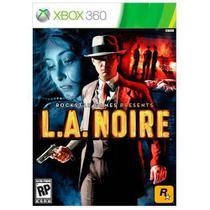L.A. Noire - Xbox-360 - Microsoft