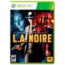 L.a. Noire Xbox 360 - Rockstar