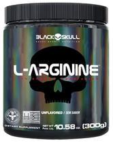 L-arginine - aminoácido - 300g - Black Skull
