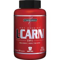 L-Carn 120 Cáps Body Size - IntegralMédica -