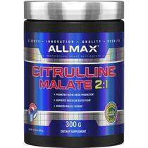 L Citrulline Malate 300g (2000mg ) L Citrulina Malato Allmax -