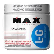 L-G Glutamina 150g Max Titanium -