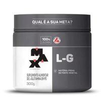 L-G Glutamina 300g - Max Titanium -