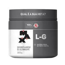 L-G GLUTAMINA (300g) - Max Titanium -