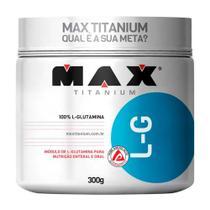 L-G Glutamina Max Titanium -