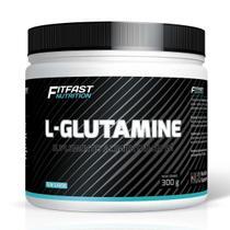 L-Glutamina 300G - Fitfast Nutrition -
