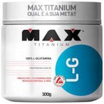 L-GLUTAMINA 300g - Max Titanium