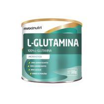 L-Glutamina 300g - Maxinutri -