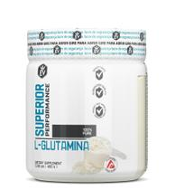 L-Glutamina 400g Ajinomoto EVO - Evolution Nutrition