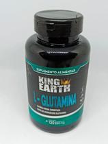 L-glutamina 500mg 12ocaps - Rei Terra