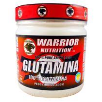 L-Glutamina Pó 300g do Lutador Pé de Chumbo Pura Acomp Laudo - Strech Muscle