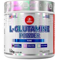 L-Glutamina Powder - 100g Reforço Sistema Imunológico - Midway