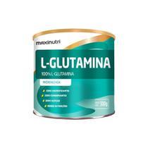 L- Glutamina Pura 300g Maxinutri -