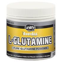 L-Glutamina Pura 300g Unilife -