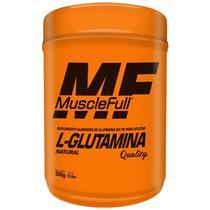 L-Glutamina Quality- 300g Natural - MuscleFull -