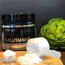 L-GLUTAMINE 120 g SEM SABOR PROBIÓTICA -