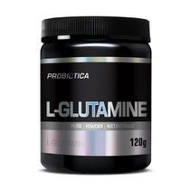 L-Glutamine 120G Sem Sabor Probiótica -
