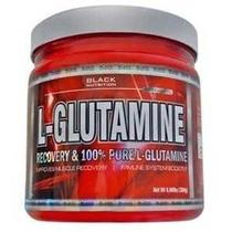 L-Glutamine 300G - Black Nutrition -