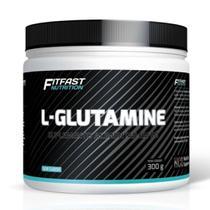 L-GLUTAMINE FITFAST 300G Sem Sabor - Fitfast Nutrition