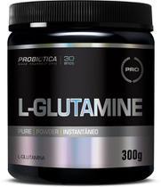L-glutamine glutamina pote 300 gr - probiótica -