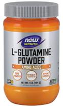 L-Glutamine Powder (454g) - Now Sports -